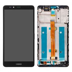 For Huawei Ascend Mate 7 LCD & Touch Screen Assembly With Frame Replacement- Black @ http://www.ogodeal.com/for-huawei-ascend-mate-7-lcd-digitizer-touch-screen-assembly-with-frame-black.html