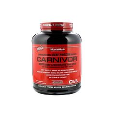 shake to gain muscle strength MuscleMeds, Carnivor, Bioengineered Beef Protein Isolate, Chocolate, lbs g) iHerb discount promo code - Chile, Protein To Build Muscle, Whey Protein Isolate, Major Muscles, Protein Supplements, Lean Body, Protein Shakes, Gain Muscle