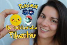 Ho trovato PIKACHU - POKEMON GO | Sissy's Creations
