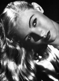 Veronica Lake- When former lover Marlon Brando read in a newspaper that a reporter had found Veronica Lake working as a cocktail waitress in a Manhattan bar, he instructed his accountant to send her a check for a thousand dollars. Out of pride, she never cashed it, but kept it framed in her Miami living room to show her friends.