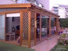 Pergola Attached To House Porch And Balcony, Patio Gazebo, Pergola Plans, Pergola Kits, Backyard Patio, Pergola Ideas, Small Pergola, Pergola Attached To House, Outdoor Spaces