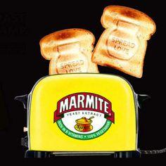 Marmite toast!