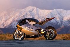 25 Creative And Amazing Motorcycles Designs