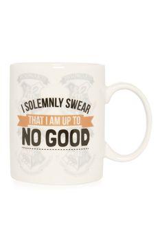 """Harry Potter I Solemnly Swear"" Tasse"