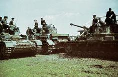 Ostfront - Deutsche Panzereinheit. 1941