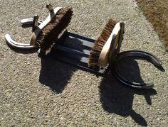 Horseshoe Welding Projects | welder for horseshoe art - MIG Welding Forum