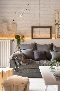 Un espectacular piso en Barcelona de aire bohemio | Tienda online de decoración y muebles personalizados