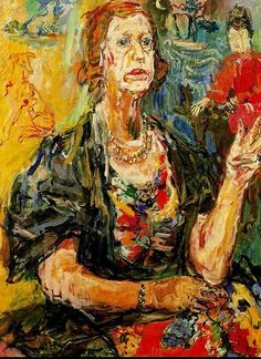 Oskar Kokoschka | Flickr - Photo Sharing!
