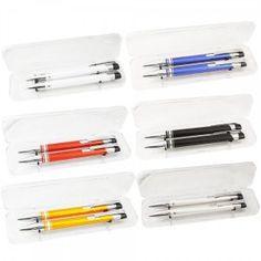 c9e737aa6 Kit Caneta e Lapiseira Personalizado. Você pesquisou por Porta lápis -  Omega Brindes