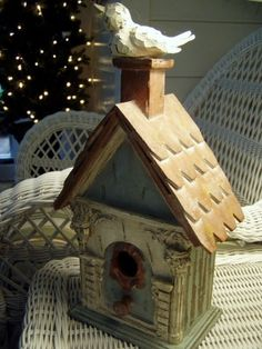 Birdhouses by margret