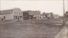 RP: Main Street East , QU. APPELLE , Saskatchewan , Canada , 00-10s