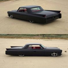 Built by @91octane caddilac deville