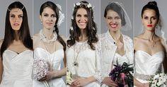 Veja como transformar o look de noiva com acessórios