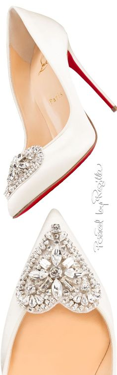 ✦ The Socialite's Shoes {a peak into Ms. Socialite's shoe closet. Please don't drool} ✦ Regilla ⚜ Christian Louboutin