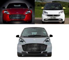 6 unrealistic car mashups
