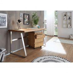 Schreibtisch Drayton online kaufen bei Home24 und viele Vorteile sichern: Große Auswahl, günstige Preise, 0 CHF Versand Bureau Simple, Bureau Design, Office Desk, Corner Desk, Furniture, Home Decor, Products, Roll Out Shelves, Writing Desk