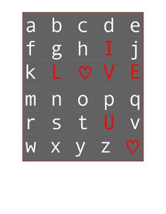 Decorate for Valentines Day with this really cute free printable! Just print, frame, and hang!