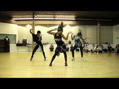 Khia - My Neck My Back (Explicit) Dancehall Funk Choreography - YouTube