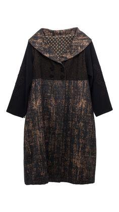 TM Collection - Woman : Coat Diagonal Sintra