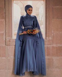 Hijab Fashion, Fashion Dresses, Pose Reference, Gowns, Bride, Wedding Stuff, Women, Style, Hijab Evening Dress