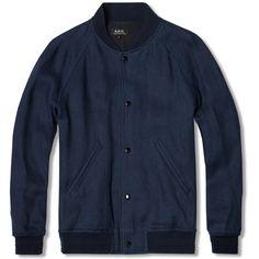 APC bomber jacket