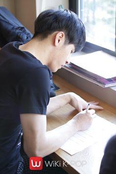Wiki K-POP 状況問答④ サンミン編 |ソフィーのブログ