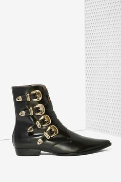Kate Bosworth x Matisse Catherine Leather Boot