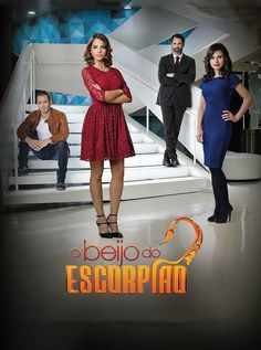 O Beijo do Escorpião (TV Series 2014- ????)