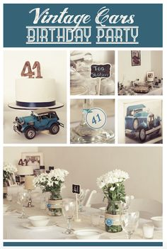 Absolutely Love The Car Idea Vintage Car Baby Shower In Sacramento