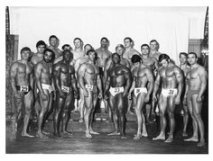 #    Like, repin, share! Thanks :)    Check out Roy Callendar competing at the 1980 IFBB Mr. Olympia against the legend Arnold Schwarzenegger - http://www.primecutsbodybuildingdvds.com/1980-Mr.-Olympia-2-DVD-set