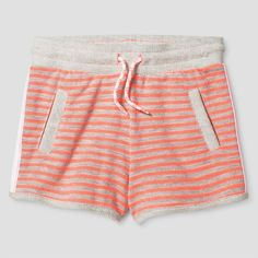 Girls' Athleisure Short Cat & Jack™ - Coral : Target