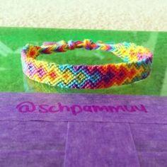 Photo of #28 by samatron937 - friendship-bracelets.net