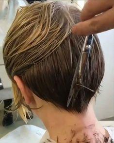 "2,796 Likes, 26 Comments - Lone_wong (@a_head_hairmedia) on Instagram: ""〈作品示範〉來剪一個好看、也好打理的短髮,土耳其yasinkutluu_的作品。 Hair: @yasinkutluu_ The MOST Kuaför #haircut #shorthair…"""