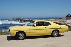 1970 Plymouth Valiant Duster 340 For Sale Monterey Peninsula, California Seaside California, Plymouth Valiant, Plymouth Duster, Plymouth Cars, Monterey Peninsula, Dodge Dart, Pony Car, Black Exterior, Collector Cars