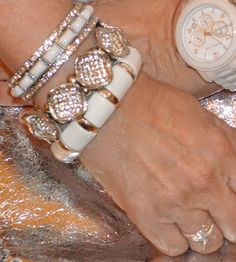 Friendship, Life and Style - Ann Taylor bracelet and Ocean Dreams Hawaii starfish ring