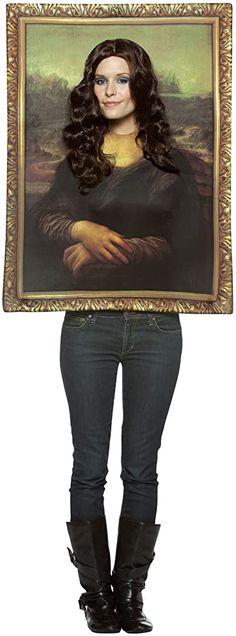 Amazon.com: Rasta Imposta Mona Lisa, Multi, One Size: Clothing