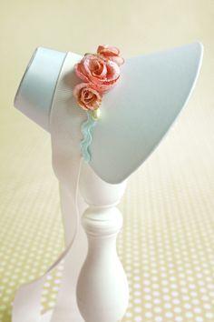 DIY mini easter bonnets