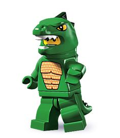 Lizard Man Series 5 All Minifigure packets will be opened to guarantee the correct Minifigure – Comes complete with opened packets leaflet and accessories