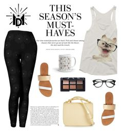 Mischievous Design by sabinakopic on Polyvore featuring polyvore, fashion, style, Isapera, Marni, NARS Cosmetics, Kershaw, H&M, clothing and TheMistress