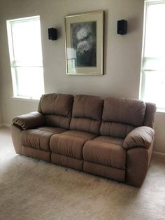 Perfect Palliser Benson Reclining Sofa Done In A Champion Fabric. Shared From Our  Friends At Orsini