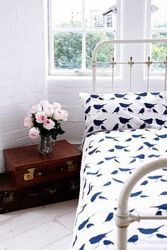 Anorak Robin Double Duvet Cover Set - Urban Outfitters
