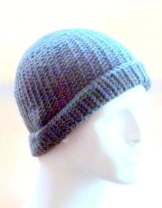 Mens Crochet Beanie Hat    Handmade Winter by SophiesHatsandMore, $25.00