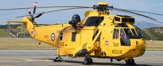 Farewell to an old friend – the RAF Sea King retires
