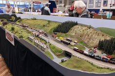Image result for modern railway layout