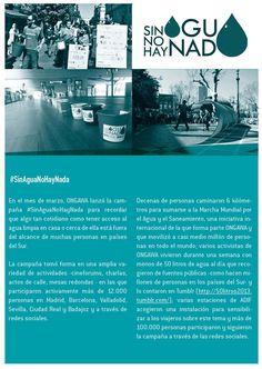 Resumen de Sin Agua No Hay Nada 2013