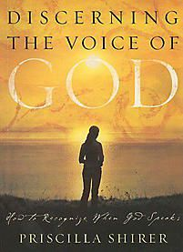 Discerning The Voice Of God - Bible Study Book by Priscilla Shirer.  Publication Date  2006-11-15 Publisher  LifeWay Christian Resources