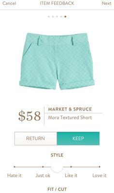 Cute!! Love the light pattern & good color...@ stitch fix stylist...my new unicorn item!!