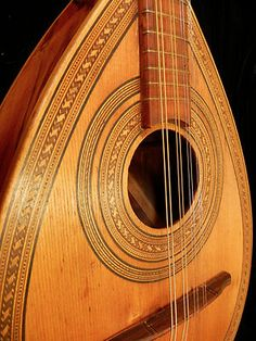 1920s Portuguese Mandolin