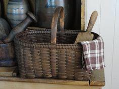 A tisket a tasket an old fashioned basket