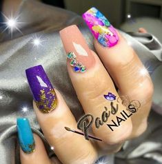 Sharpie Nails, Sharpies, Beauty, Stylus, Long Nails, Cosmetology, Markers, Sharpie